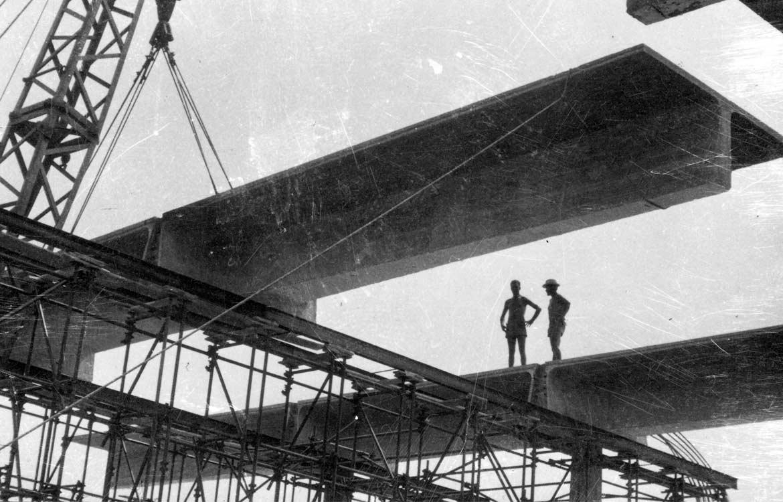 Stabilimento Birra Poretti, Magazzino, Mestre (VE) - 1962