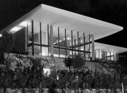 Edificio d'abitazione, Termini di Sorrento (SA) - 1964