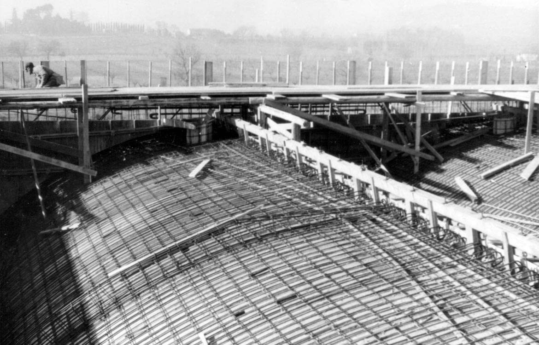Stabilimento Perugina, Perugia - 1961