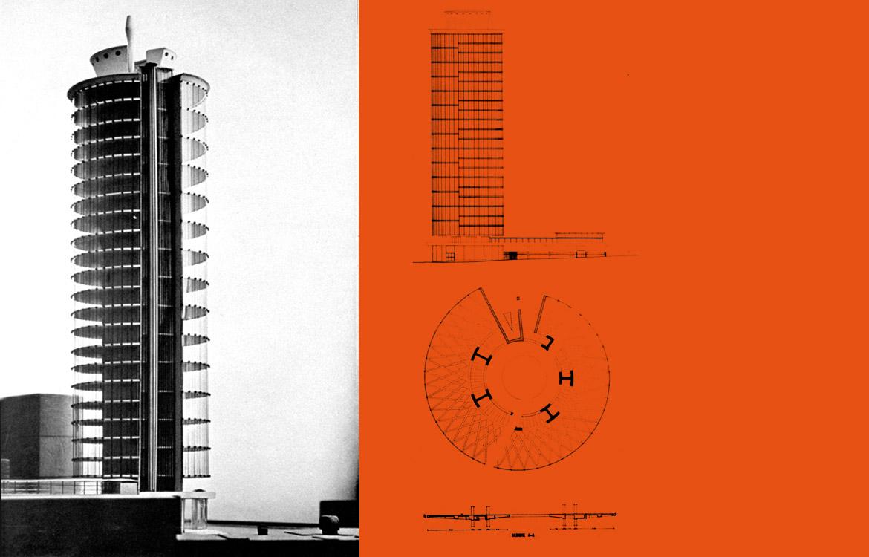 Torre per Uffici, Genova - 1955