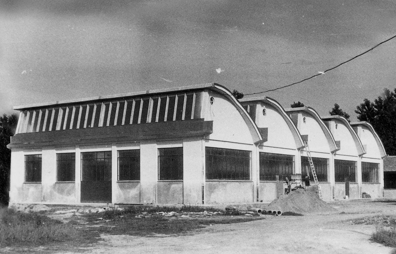 Stabilimento Silvestri, Dormelletto (NO) - 1956