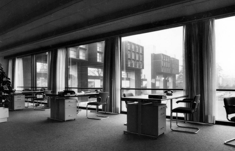 Centro di istruzione IBM, Novedrate (CO) - 1973